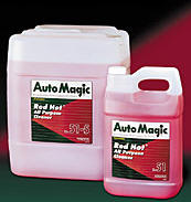 Auto Magic Red Hot