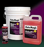 Auto Magic Wash & Wax